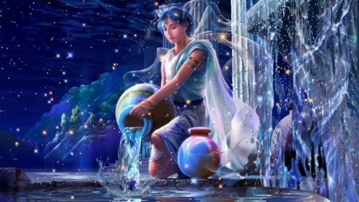 Ulasan Zodiak Aquarius: Seberapa Romantis, Setia & Tanggungjawabnya di Tahun 2019