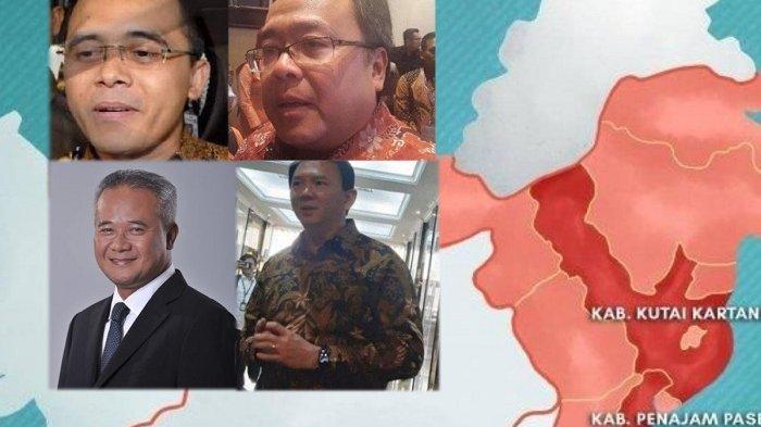 Inilah 4 Calon Pimpinan Ibu Kota Baru Mulai dari Ahok, Azwar Anas, Tumiyana dan Bambang Brodjonegoro