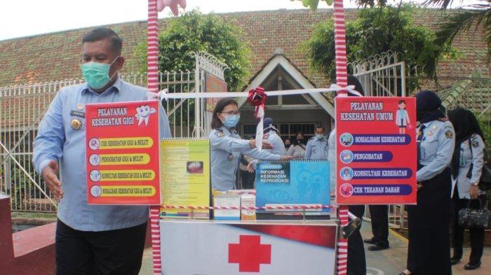 Peluncuran Inovasi Pelayanan Publik Lapas Kelas IIA Tangerang