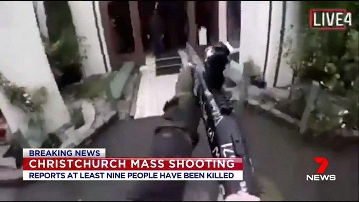 Ini Yang Terjadi di Semua Sekolah di Christcurch Selandia Baru Saat Serangan Brenton Tarrant