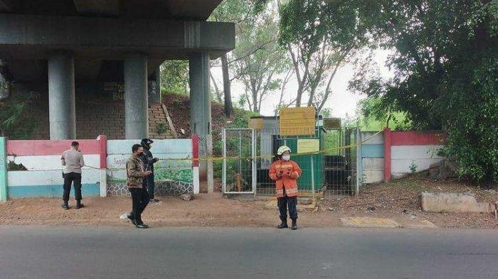 Penjelasan Polisi Soal Penyebab Pipa Gas Bocor di Cakung