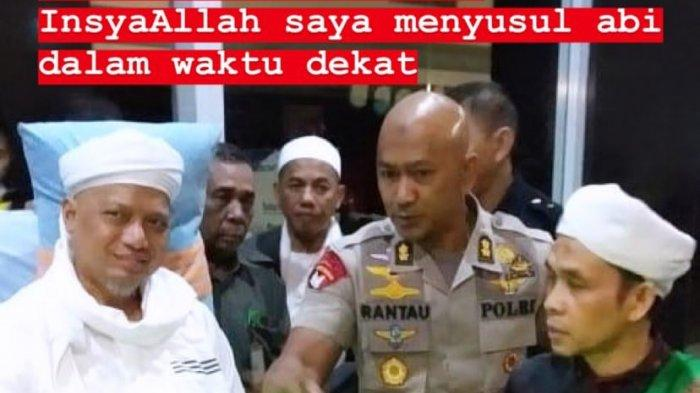 Dipinjamkan Pesawat Jet, Ustaz Arifin Ilham Dirawat di Malaysia