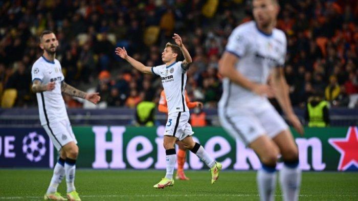 Inter Milan Gagal Kalahkan Shakhtar Donetsk 0-0, Peringkat Tak Beranjak di Posisi Tiga Klasemen