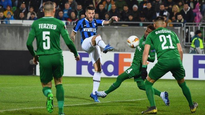 Prediksi Susunan Pemain dan Link Live Streaming Inter Milan vs Ludogorets, Tanpa Penonton Tak Soal