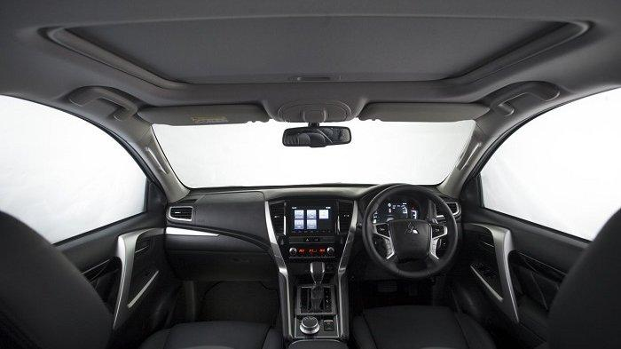 Interior New Pajero Sport