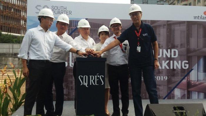 Intiland Mulai Bangun South Quarter Residence (SQ Res), Harga Unit Mulai Rp1,5 M