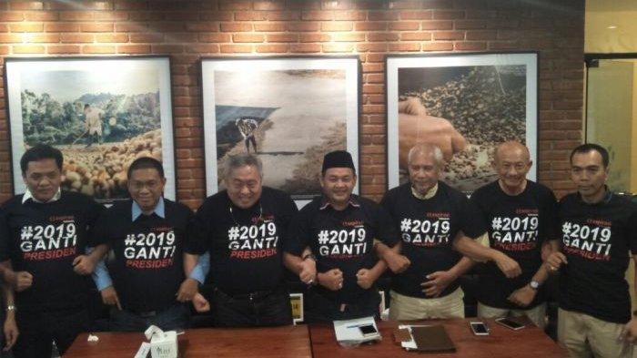 Aktivis Wujudkan Indonesia Pasca Jokowi karena Tidak Tepati Janji