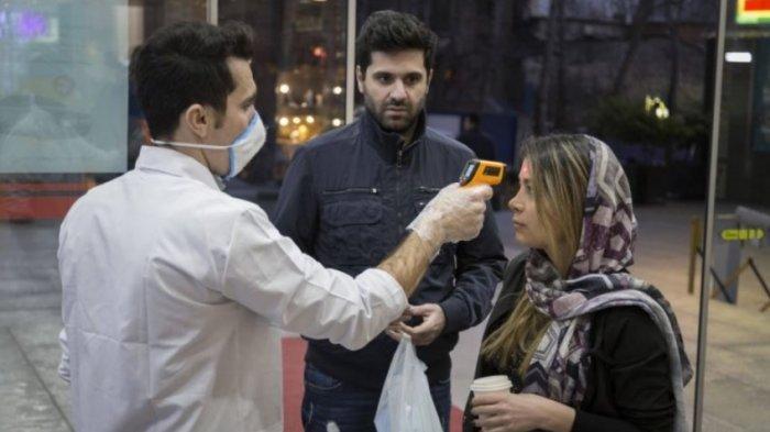 SUAMI Kurung Istri di Kamar Mandi Diduga Positif Virus Corona, Istri Baru Pulang Dari Italia