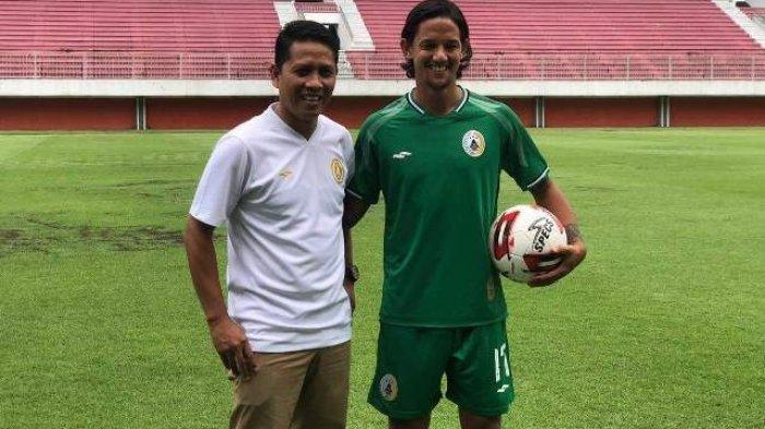 Hijrah ke PSS Sleman, Ini Alasan Utama Irfan Bachdim Tinggalkan Bali United