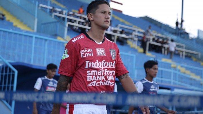 Irfan Bachdim Merapat ke PSS Sleman, Resmi Tingalkan Bali United