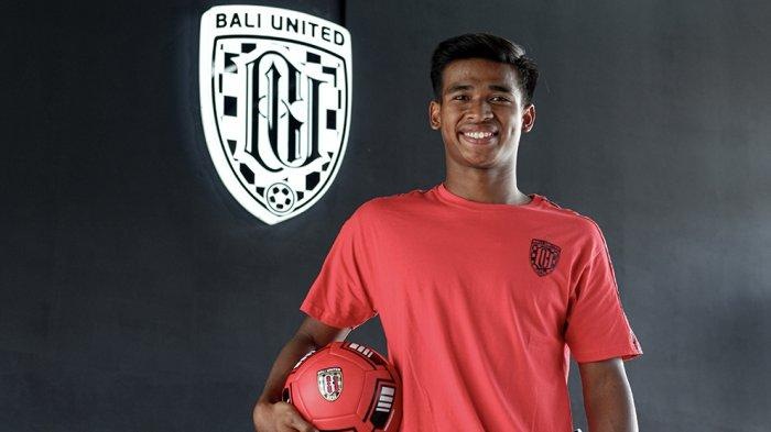 Irfan Jauhari Dapat Jatah Libur Dari Bali United Usai TC Di Kroasia Bersama Timnas U-19