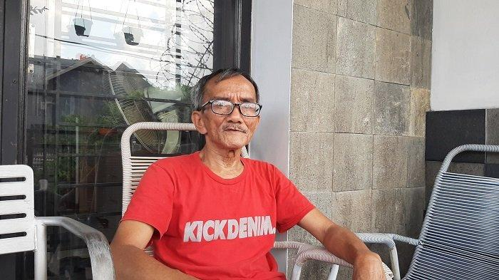 Komunitas Vanaprastha, Irianto Adalah Pria Berdarah Minang yang Suka Mendaki Gunung Sejak Tahun 1978