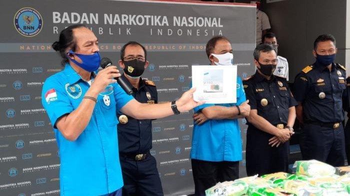 BNN Nyatakan Narkoba Varian Baru Sudah Masuk ke Indonesia