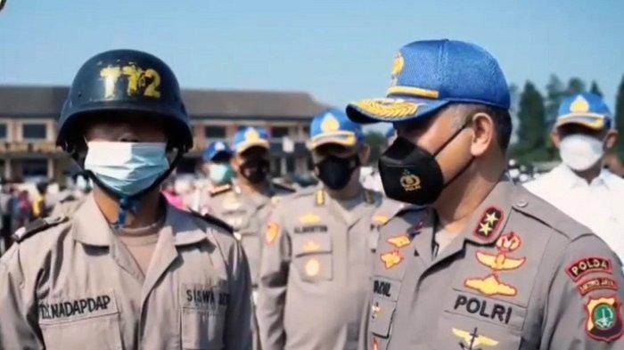 KISAH Rempeyek Irjen Fadil Imran Terungkap Saat Siswa SPN Daniel Lupa Nama Kapolda Metro Jaya