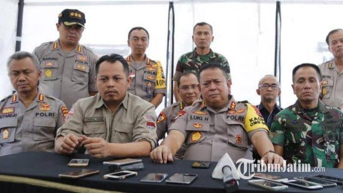 HEBOH Tur Jihad ke Jakarta dari Jatim Digagalkan:  44 Orang Sudah Daftar, Empat Pengaggasnya Ditahan