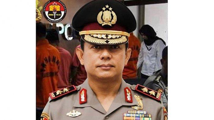Asrena Kapolri yang juga Dewan Pembina PB ISSI Irjen Polisi Wahyu Hadiningrat mewakili Kapolri Jenderal Polisi Listyo Sigit Prabowo dalam penyampaian visi dan misi di Munaslub XIX PB ISSI