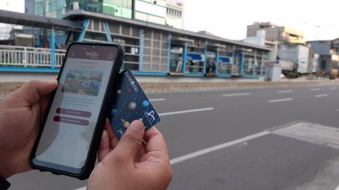 Transportasi Publik Kembali Beroperasi Normal, Bank DKI Ajak Masyarakat Gunakan Transaksi Non Tunai
