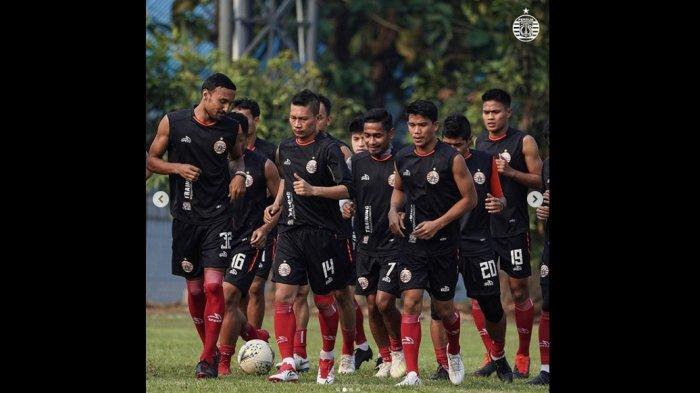 Permalukan Kalteng Putra 1-3, Bek Senior Persija Persembahkan Kemenangan Kepada The Jakmania