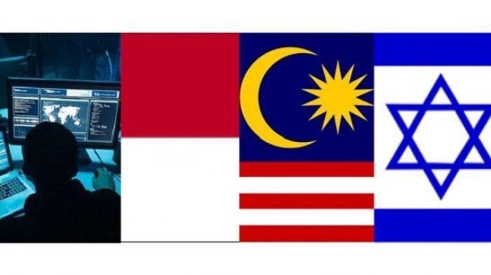 Israel Diserang Hacker Indonesia dan Malaysia, Ratusan Nomor WhatsApp, Situs Hingga CCTV Diretas
