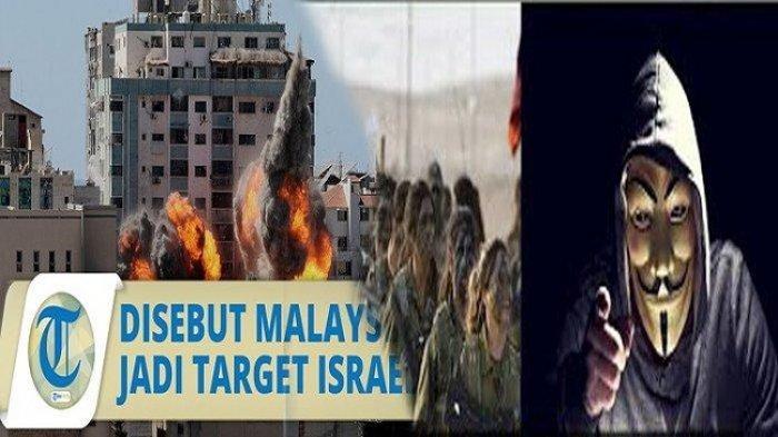 120 Situs Pentingnya Diserang Hacker Malaysia, Israel Disebut Targetkan Serangan ke Negeri Jiran