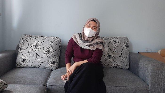 Masitah Selaku Istri Eko Yuli Irawan Menjelaskan Bahwa Snatch Jauh Lebih Sulit dari Clean and Jerk