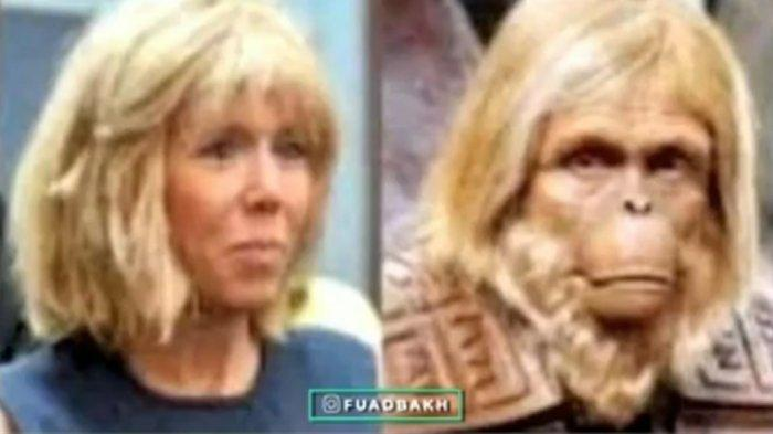 Istri Macron Disandingkan Monyet, UAS Tidak Berani Komentar, Khawatir Mobil Esemka Diboikot Perancis