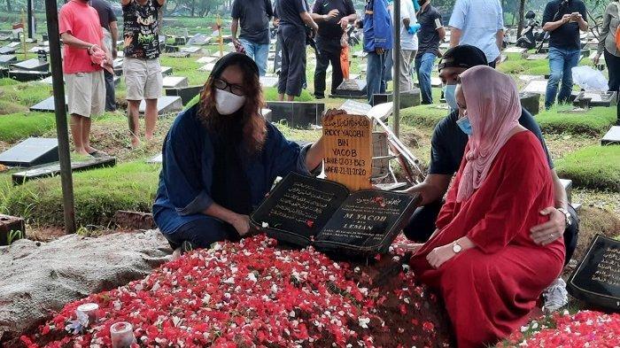 Sabihisma Arsyi Putri Ricky Yacobi Ungkap Sisi Lain Sang Ayah dalam Keluarga