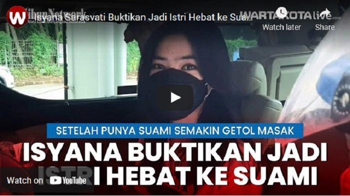 VIDEO Isyana Sarasvati Buktikan Jadi Istri Hebat ke Suami Lewat Masakan