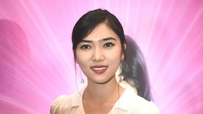 Isyana Sarasvati dipilih dan dikenalkan sebagai salah satu juri ajang pencarian bakat 'The Voice Indonesia Season 4', Senin (26/8/2019).