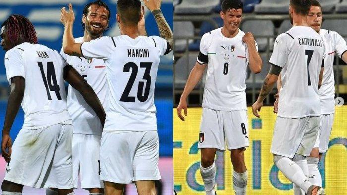 Update Prediksi Line Up dan Live Streaming Turki vs Italia, Reuni Donnarumma vs Hakan Calhanoglu