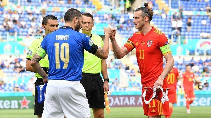 Fakta Menarik Piala Eropa 2021 Italia Vs Wales 1-0, Italia Melewati 30 Pertandingan Tanpa Kekalahan