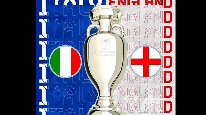 Update Italia vs Inggris di Final Euro 2020, Sama-sama ...