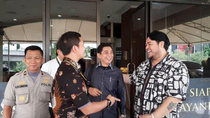 Ada Persoalan Apa sehingga Desainer Ivan Gunawan Diperiksa di Mapolres Metro Jakarta Utara?