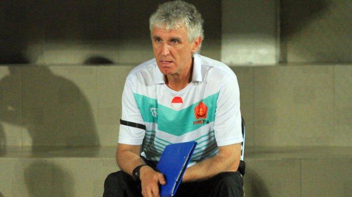 Ismed Sofyan Yakin Skuat Persija Jakarta Cepat Beradaptasi dengan Pelatih Baru