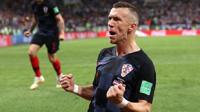 Ivan Perisic Bangga Kroasia Lolos ke Final Piala Dunia 2018