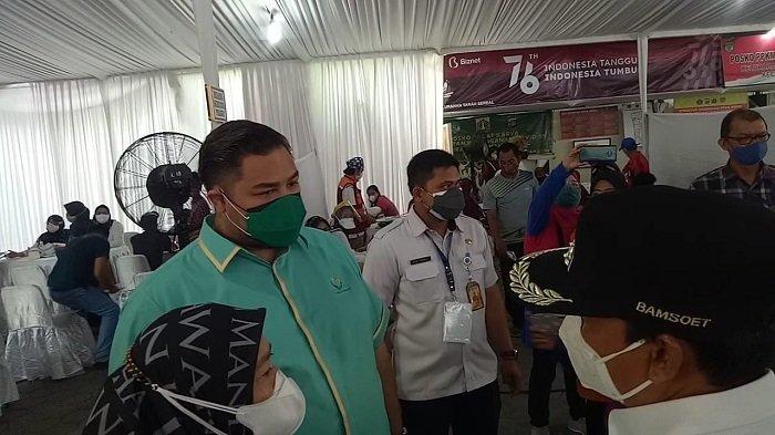 Ivan Gunawan Gelar Vaksinasi Covid-19 Gratis di Tambora untuk Capai Herd Immunity