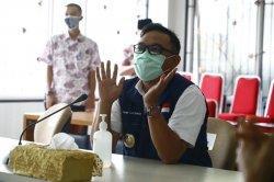 Pasien Covid-19 Melonjak, Iwan Setiawan Monitor Ketersediaan Tempat Tidur di Rumah Sakit Swasta