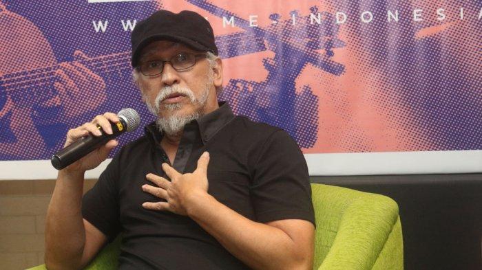 Viral #IndonesiaTerserah, Iwan Fals Serukan untuk Tak Menyerah Hadapi Pandemi Virus Corona