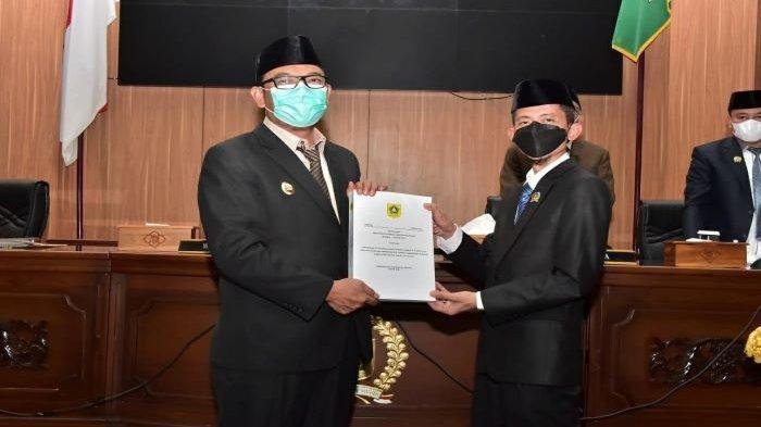 DPRD Kabupaten Bogor Setujui Usulan Pemkab Bogor Ruislag Tanah dengan PT Dua Berkat Properti