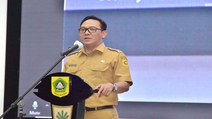 Iwan Setiawan Ajak Ikatan Mahasiswa Bogor Berikan Sumbangsih untuk Pembangunan di Kabupaten Bogor