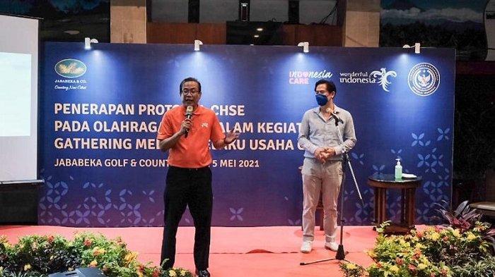 Berkomitmen Wujudkan Sport City, Jababeka Siap Helat Turnamen Golf dan Duathlon Berskala Nasional