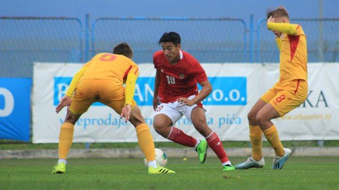Kemampuan Jack Brown Meningkat setelah Ikut Latihan Timnas Indonesia U-19