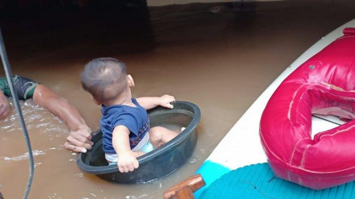 UPDATE Jakarta Belum Bebas dari Digenangi Air, Berikut Foto-foto Terkini Genangan Air