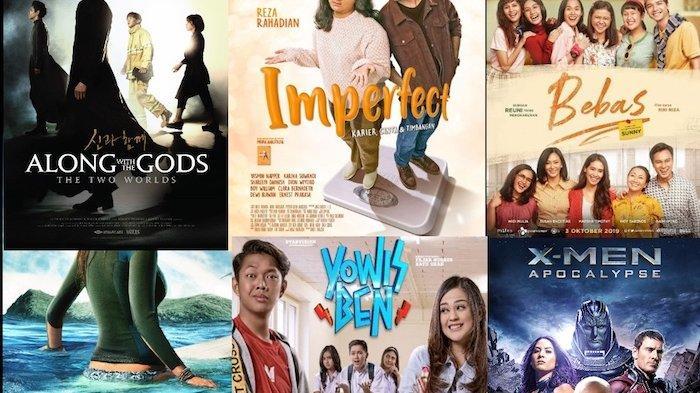 Jadwal Acara TV dan Film Libur Tahun Baru 1 Januari di TransTV, Trans7, SCTV, GTV, ANTV, RCTI, MNCTV