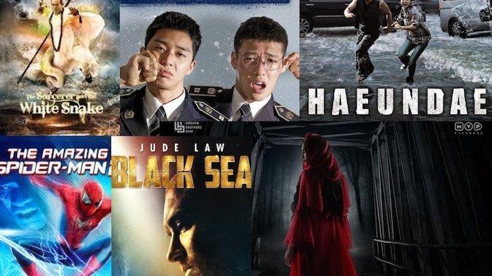Jadwal TV Hari Ini Film Liburan Tahun Baru di TransTV, Trans7, GTV, RCTI, MNCTV, SCTV, ANTV, NetTV