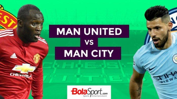 Live Streaming Liga Inggris Manchester United Vs Manchester City Kick-off Kamis Dinihari Pukul 02.00