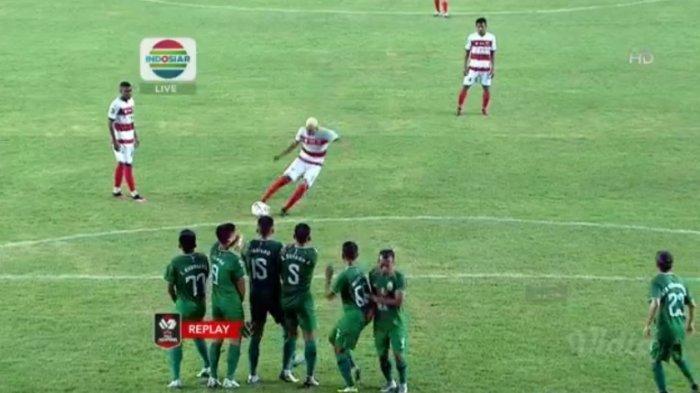Madura United Comeback, Kalahkan PS Sleman 2-1 Berkat Gol Moch Kevy dan Jaimerson