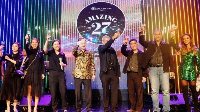 Rayakan Ulang Tahun ke-27,Mal CiputraJakarta Hadirkan Program Kekinian untuk Milenial