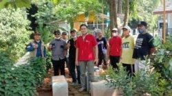 Jaga Ketersediaan Air Tanah Serta Cegah Banjir, Warga Pondok Petir Kota Depok Tanam 890 Pipa Biopori