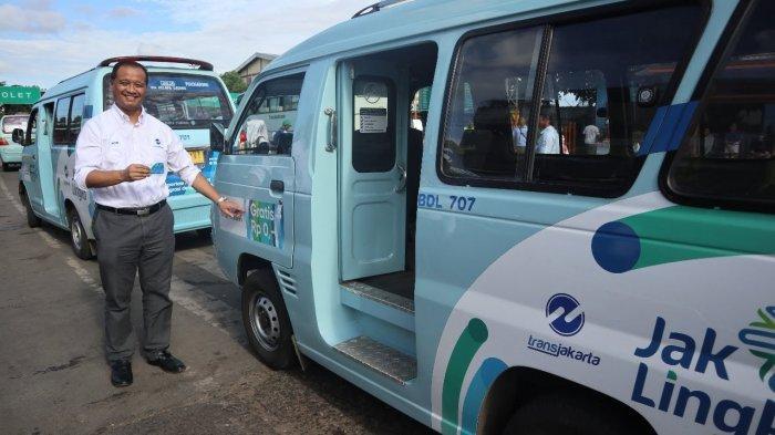 Sempat Lumpuh karena Banjir Jakarta, Layanan Mikrotrans Transjakarta Kembali Beroperasi